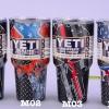 YETI Rambler แก้วเก็บความเย็น เก็บน้ำแข็ง 30 oz Model M แถมมือจับและหลอดโค้ง 1 อัน