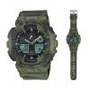 นาฬิกา คาสิโอ Casio G-Shock Special Color Models รุ่น GA-100MM-3A สินค้าใหม่ ของแท้ ราคาถูก พร้อมใบรับประกัน