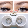 สั้น/power -50 PUFFY GRAY EYEBERRYLENS