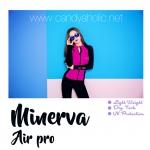 [Size M,L] ชุดว่ายน้ำ แขนยาว ซิปหน้า รุ่น MINERVA AIR PRO (สีชมพูแขนสีดำ) และ กางเกง Legging ขายาว (สีดำแถบชมพู)