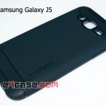เคส Galaxy J5 (Samsung J500) - Spigen เคสยางทึบ