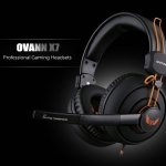 หูฟัง Ovann X7 Pro Gaming Stereo Headset (Orange)