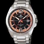 นาฬิกา คาสิโอ Casio Edifice 3-Hand Analog รุ่น EFR-101D-1A5V สินค้าใหม่ ของแท้ ราคาถูก พร้อมใบรับประกัน