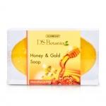 สบู่น้ำผึ้งและทองคำบริสุทธิ์