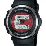 นาฬิกา คาสิโอ Casio G-Shock Standard Analog-Digital รุ่น G-300-4AV สินค้าใหม่ ของแท้ ราคาถูก พร้อมใบรับประกัน
