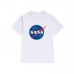 NASA WHITE T-SHIRT SIZE: XL