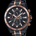 นาฬิกา คาสิโอ Casio Edifice Chronograph รุ่น EFR-546BKG-1AV สินค้าใหม่ ของแท้ ราคาถูก พร้อมใบรับประกัน