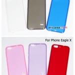 เคส Phone Eagle X (dtac) - เคสยางใส
