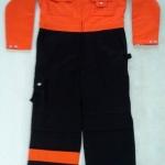 ชุดหมี ผ้าเวสป้อย (งานสั่งตัด)