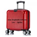 กระเป๋าเดินทาง 18 นิ้ว สีแดง