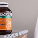 Blackmores BIO C แบล็คมอร์ วิตามินซี 1000 mg ขนาด 62 แคปซูล