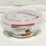 กล่องใส่อาหาร Red Cherry 920 ml
