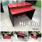 โต๊ะคอม Hi-end 100 ซม. Gloss