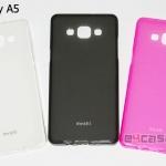 เคส Galaxy A5 (Samsung SM-A500) - เคสยาง