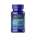 Puritan's Pride L-Glutathione 500 mg / 30 Capsules