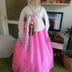 Royal Hanbok ฮันบกชาววังลุคเจ้าหญิง สีสวยใสน่ารัก