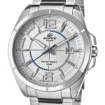 นาฬิกา คาสิโอ Casio Edifice 3-Hand Analog รุ่น EFR-101D-7AV สินค้าใหม่ ของแท้ ราคาถูก พร้อมใบรับประกัน