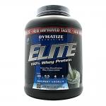 DYMATIZE Elite Whey Protein ( 5 lb) รสวานิลลา
