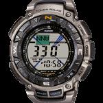 นาฬิกา คาสิโอ Casio Protrek Triple Sensor รุ่น PRG-240T-7 สินค้าใหม่ ของแท้ ราคาถูก พร้อมใบรับประกัน