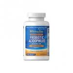 Puritan's Pride Probiotic Acidophilus with Pectin 3 billion / 100 Capsules