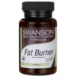 Swanson Best Weight-Control Formulas Fat Burner / 60 tabs.