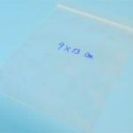 ถุงซิปล็อค แบ่งขาย 1/2 โล ขนาด 9*13 cm ประมาณ 260 ใบ