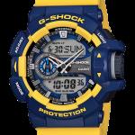นาฬิกา คาสิโอ Casio G-Shock Standard Analog-Digital รุ่น GA-400-9B สินค้าใหม่ ของแท้ ราคาถูก พร้อมใบรับประกัน