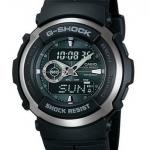 นาฬิกา คาสิโอ Casio G-Shock Standard Analog-Digital รุ่น G-300-3AV สินค้าใหม่ ของแท้ ราคาถูก พร้อมใบรับประกัน