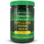 Puritan's Pride Psyllium Husk Seed 100% Natural