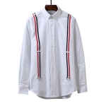 THOM BROWNE LONG SLEEVE SHIRT