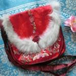 Korean hanbok handbag กระเป๋าผ้าไหม สำหรับฮันบกเด็ก