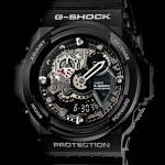 นาฬิกา คาสิโอ Casio G-Shock Standard Analog-Digital รุ่น GA-300-1A สินค้าใหม่ ของแท้ ราคาถูก พร้อมใบรับประกัน