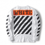 Off-White Orange Label Sweater White/Black