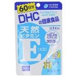 DHC Vitamin E (60วัน) ช่วยลดจุดด่างดำต่างๆ ฝ้า กระ ลดริ้วรอย ลดปัญหาผิวแห้งกร้าน เพิ่มความชุ่มชื้นให้แก่ผิว ชะลอความแก่ คืนความอ่อนเยาว์ให้แก่ผิวพรรณ