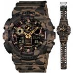 นาฬิกา คาสิโอ Casio G-Shock Special Color Models รุ่น GA-100CM-5A สินค้าใหม่ ของแท้ ราคาถูก พร้อมใบรับประกัน