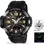 นาฬิกา คาสิโอ Casio G-Shock Gravitymaster รุ่น GA-1000-1B สินค้าใหม่ ของแท้ ราคาถูก พร้อมใบรับประกัน