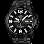 นาฬิกา คาสิโอ Casio Edifice 3-Hand Analog รุ่น EFR-104BK-1AV สินค้าใหม่ ของแท้ ราคาถูก พร้อมใบรับประกัน