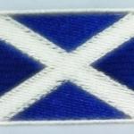 อาร์มปักธงสก๊อตแลนด์