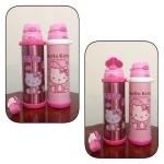 ขวดน้ำ Hello Kitty สำหรับนักเรียน
