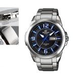 นาฬิกา คาสิโอ Casio Edifice 3-Hand Analog รุ่น EFR-103D-1A2V สินค้าใหม่ ของแท้ ราคาถูก พร้อมใบรับประกัน