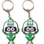 พวงกุญแจรถไฟฟ้าสายสีเขียว