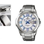 นาฬิกา คาสิโอ Casio Edifice 3-Hand Analog รุ่น EFR-103D-7A2V สินค้าใหม่ ของแท้ ราคาถูก พร้อมใบรับประกัน