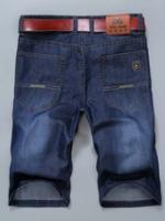 AM5910001 กางเกงยีนส์ชายขาสั้น แฟชั่นเกาหลี (พรีออเดอร์) รอ 3 อาทิตย์หลังชำระเงิน