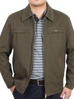 J6011001 เสื้อแจ็กเก็ตคอปกผู้ชาย (พรีออเดอร์) รอสินค้า 3 อาทิตย์หลังโอน