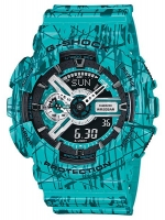 นาฬิกา คาสิโอ Casio G-Shock Limited Models Slash Pattern Series รุ่น GA-110SL-3A สินค้าใหม่ ของแท้ ราคาถูก พร้อมใบรับประกัน