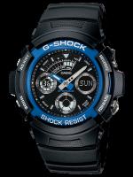 นาฬิกา คาสิโอ Casio G-Shock Standard Analog-Digital รุ่น AW-591-2AV สินค้าใหม่ ของแท้ ราคาถูก พร้อมใบรับประกัน