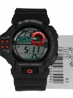 นาฬิกา คาสิโอ Casio G-Shock Standard Digital รุ่น GDF-100-1ADR สินค้าใหม่ ของแท้ ราคาถูก พร้อมใบรับประกัน