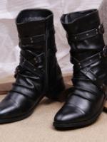 XV5808004 รองเท้าหนังบู๊ทมาร์ตินอังกฤษผู้ชายแต่งซิป(พรีออเดอร์) รอ 3 อาทติย์หลัง
