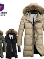 CM5709009 เสื้อโค้ทผู้ชาย กันหนาว มีฮูด แฟชั่นเกาหลี (พรีออเดอร์) รอ 3 อาทิตย์หลังชำระเงิน