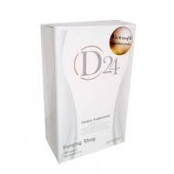 D24 ญาญ่าญิ๋ง ดีทเวนตี้โฟร์ 20 เม็ด อาหารเสริม ญาญ่าญิ๋ง ผลิตภัณฑ์ลดน้ำหนัก